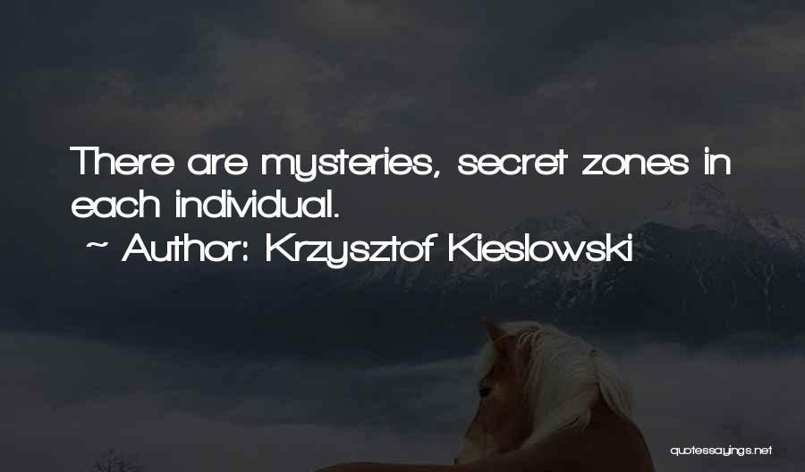 Krzysztof Kieslowski Quotes 2061674