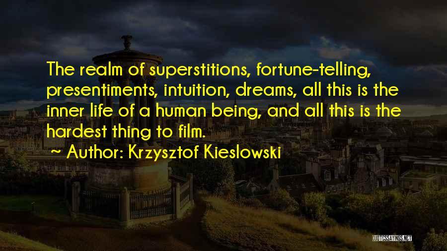 Krzysztof Kieslowski Quotes 2219001