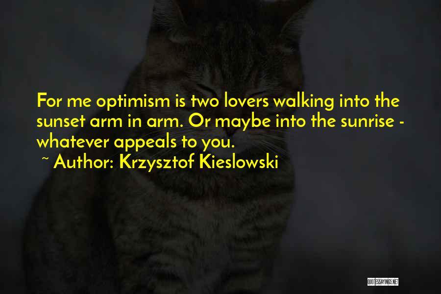 Krzysztof Kieslowski Quotes 533767