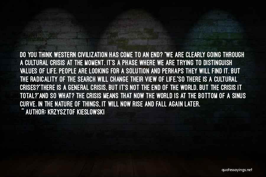 Krzysztof Kieslowski Quotes 763340