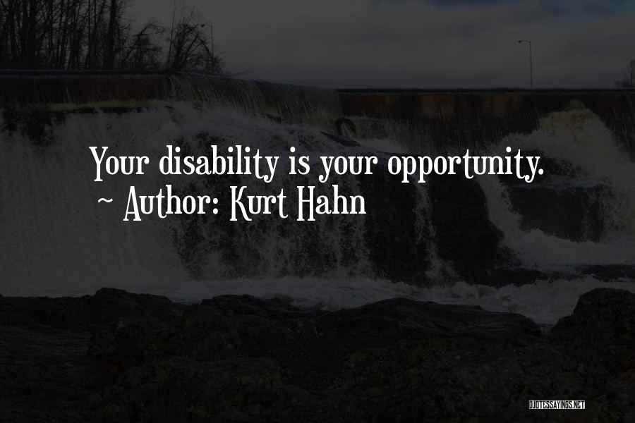 Kurt Hahn Quotes 1805969