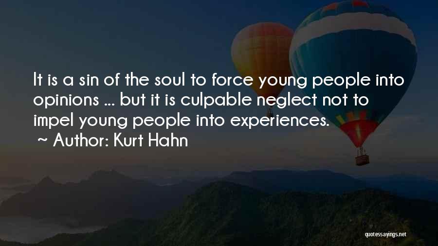 Kurt Hahn Quotes 266625