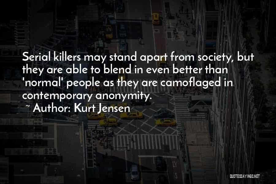 Kurt Jensen Quotes 1897463