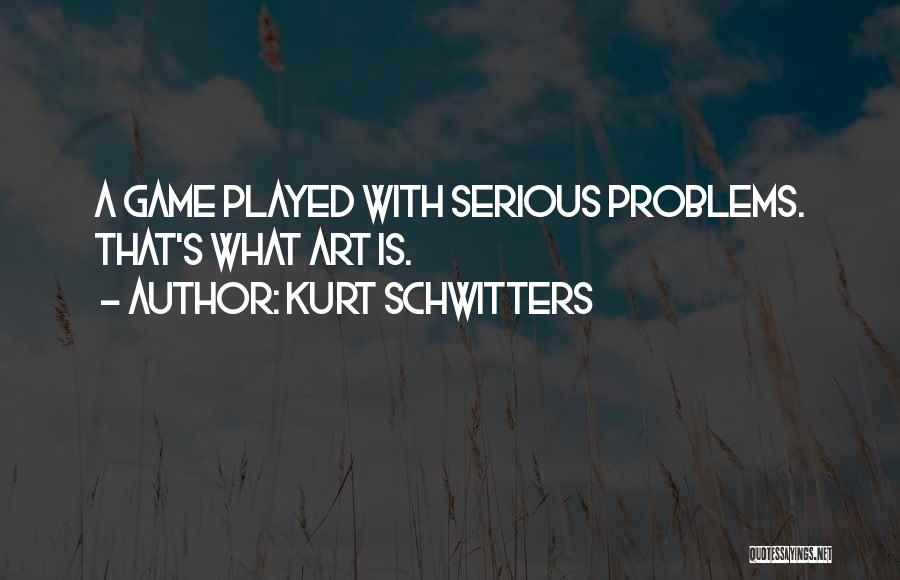 Kurt Schwitters Quotes 1354083