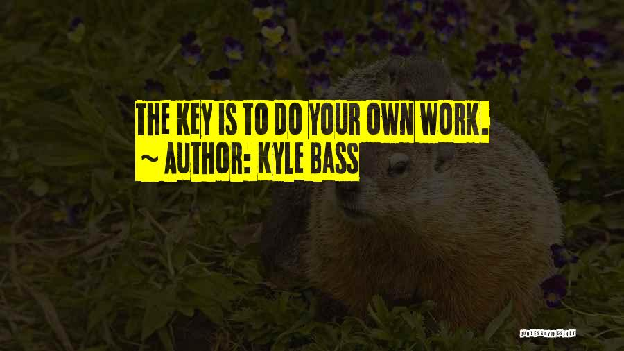 Kyle Bass Quotes 1038449