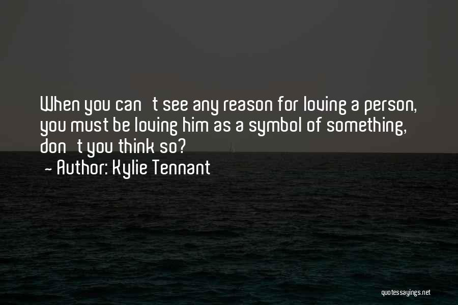 Kylie Tennant Quotes 109324