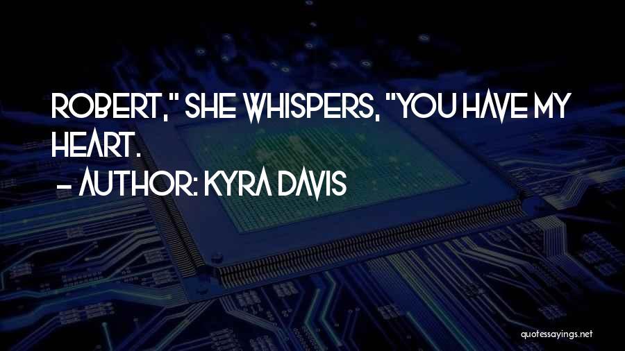 Kyra Davis Quotes 1127290