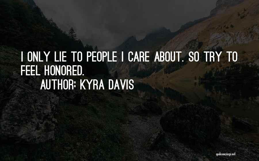 Kyra Davis Quotes 541516