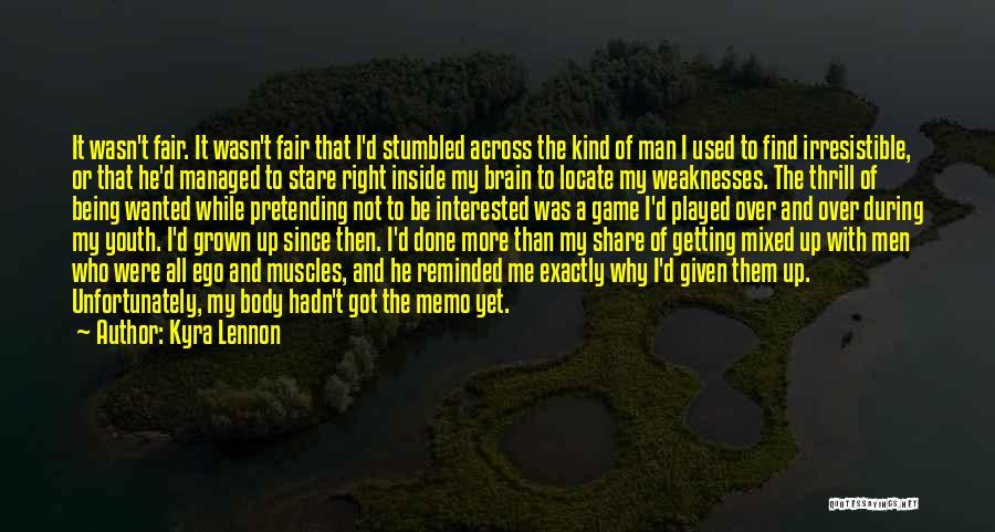 Kyra Lennon Quotes 606944