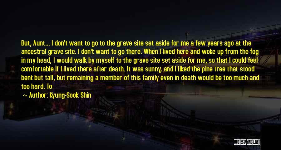 Kyung-Sook Shin Quotes 1007399