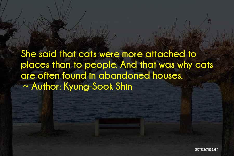 Kyung-Sook Shin Quotes 1252605