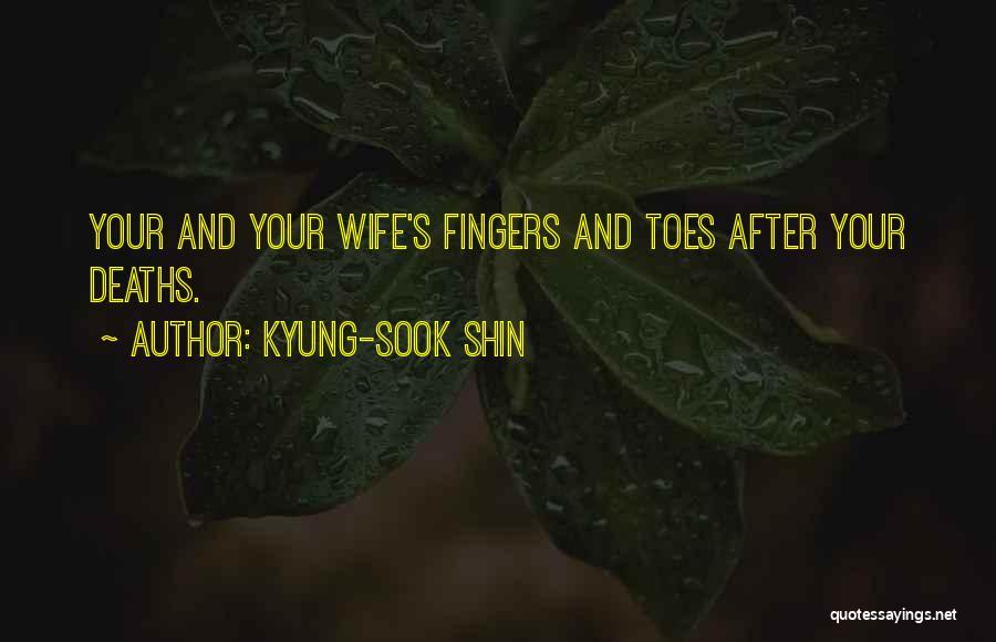 Kyung-Sook Shin Quotes 1254705