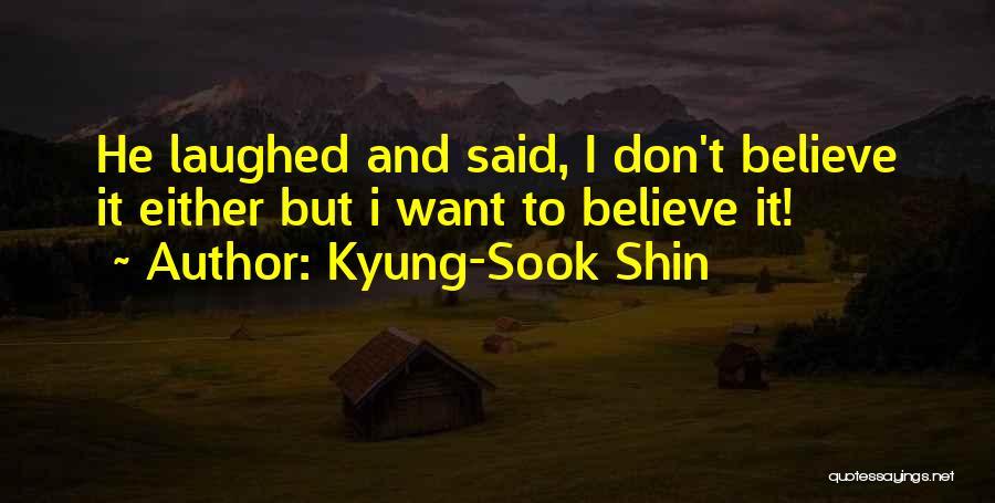 Kyung-Sook Shin Quotes 1341835