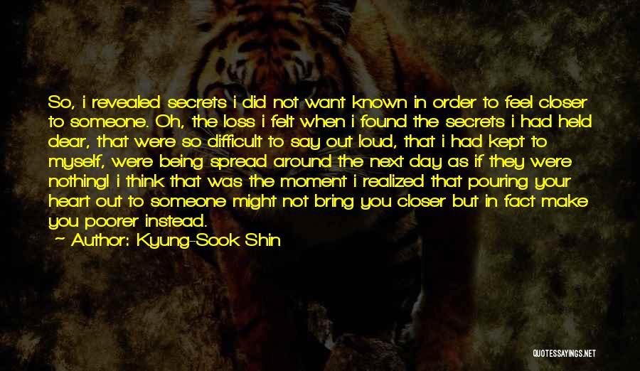 Kyung-Sook Shin Quotes 1606565