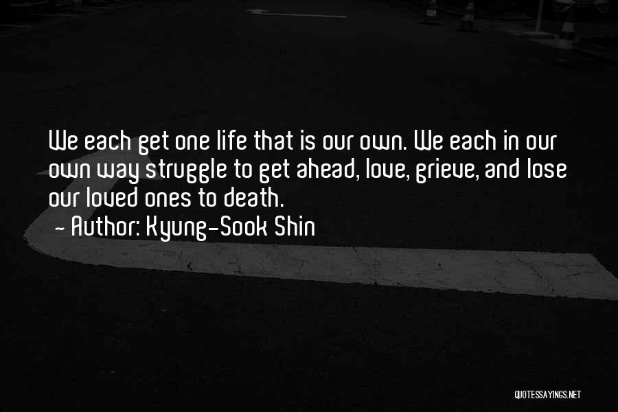 Kyung-Sook Shin Quotes 1882020