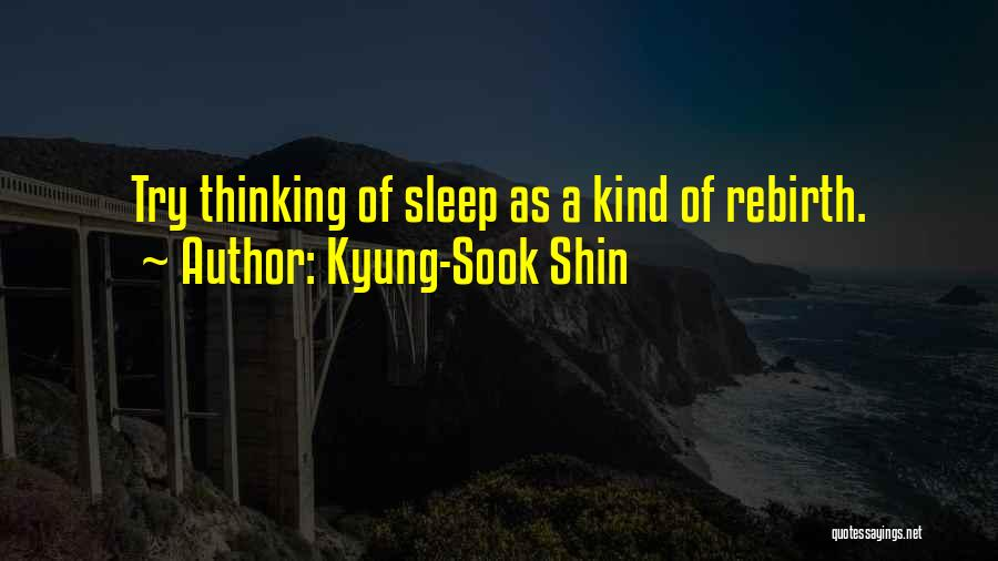 Kyung-Sook Shin Quotes 1979677