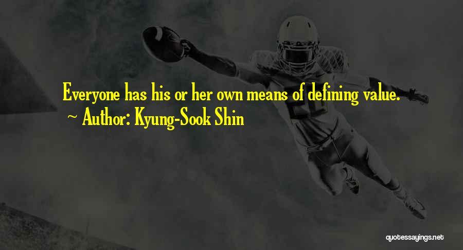 Kyung-Sook Shin Quotes 797713