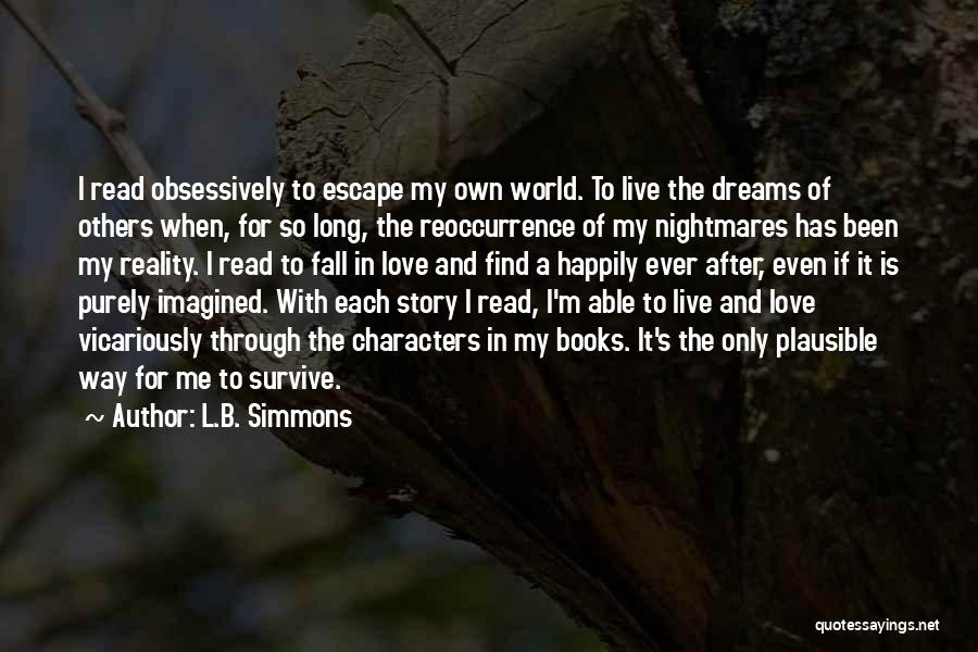 L.B. Simmons Quotes 670362