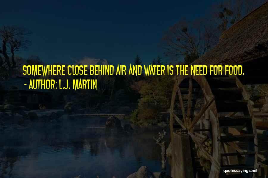 L.J. Martin Quotes 487630