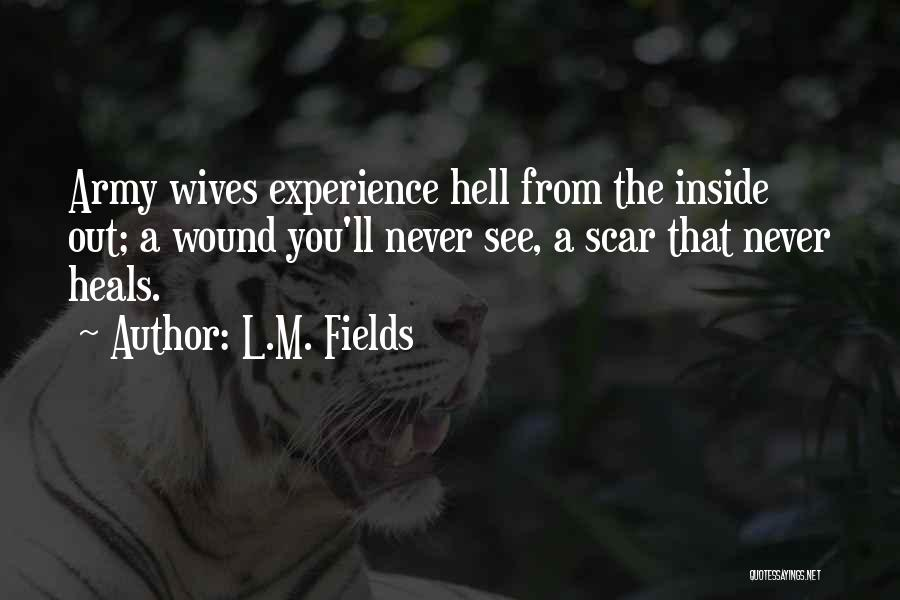 L.M. Fields Quotes 833356