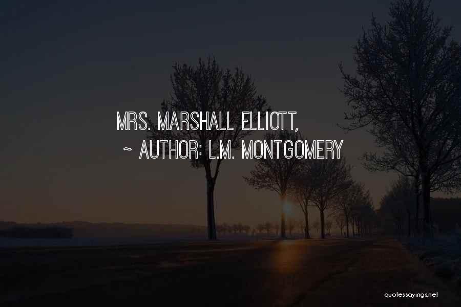 L.M. Montgomery Quotes 1093334