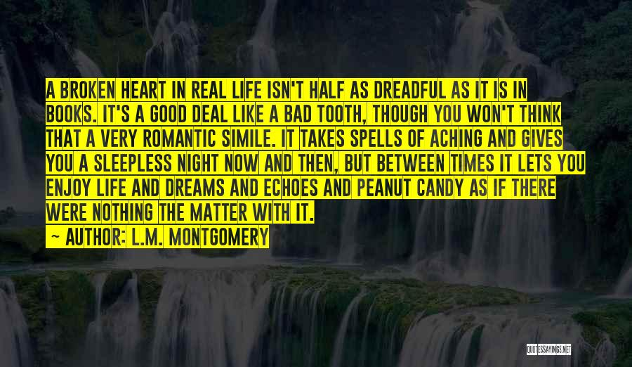 L.M. Montgomery Quotes 1161889
