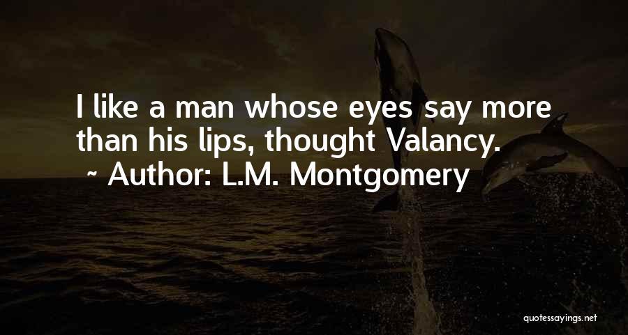 L.M. Montgomery Quotes 1168444