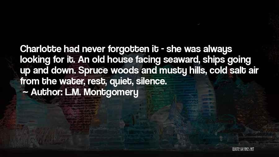 L.M. Montgomery Quotes 1171554