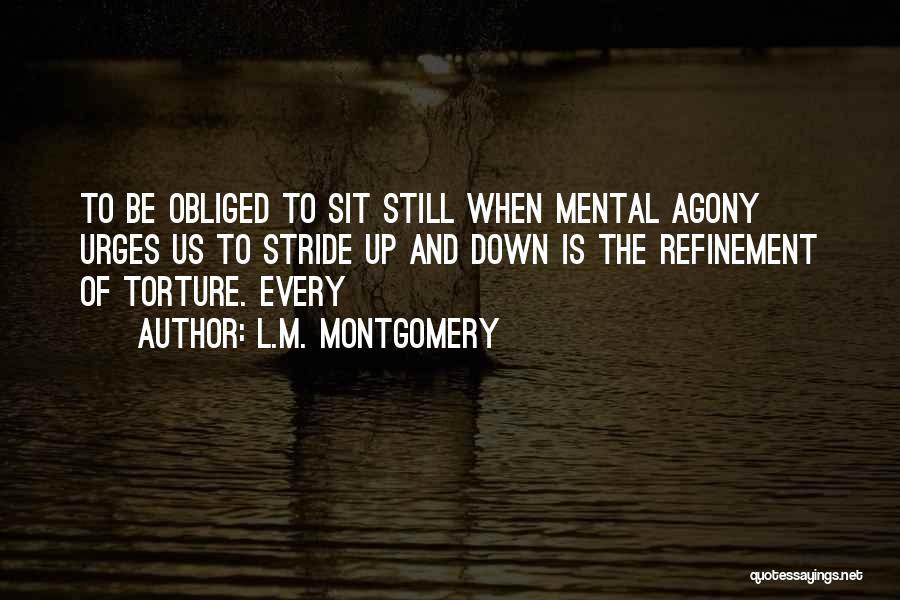 L.M. Montgomery Quotes 1334248