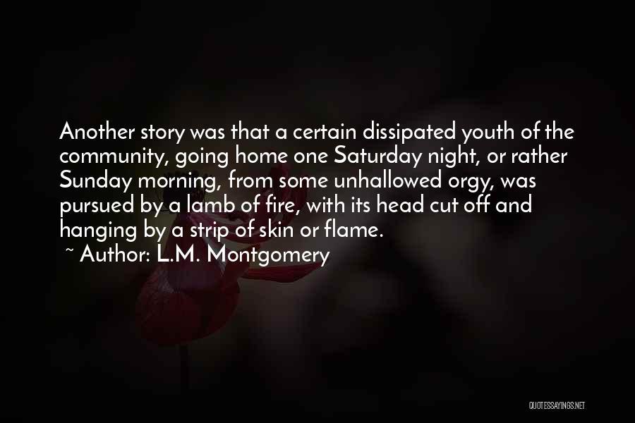 L.M. Montgomery Quotes 135472