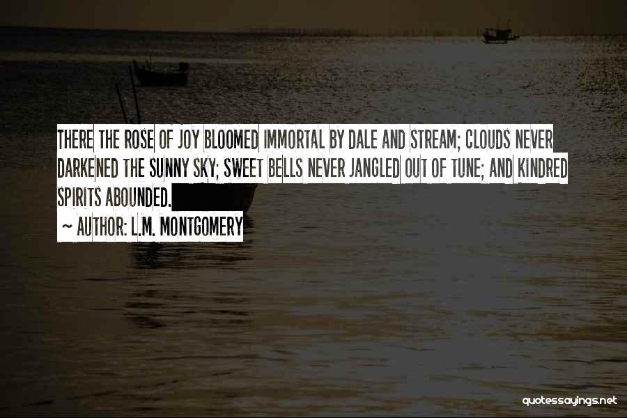 L.M. Montgomery Quotes 1378886