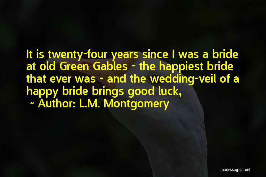L.M. Montgomery Quotes 1408447