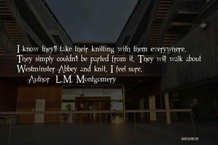 L.M. Montgomery Quotes 1686392