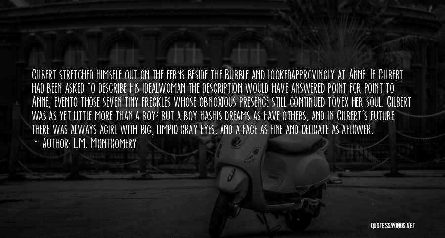 L.M. Montgomery Quotes 1796554