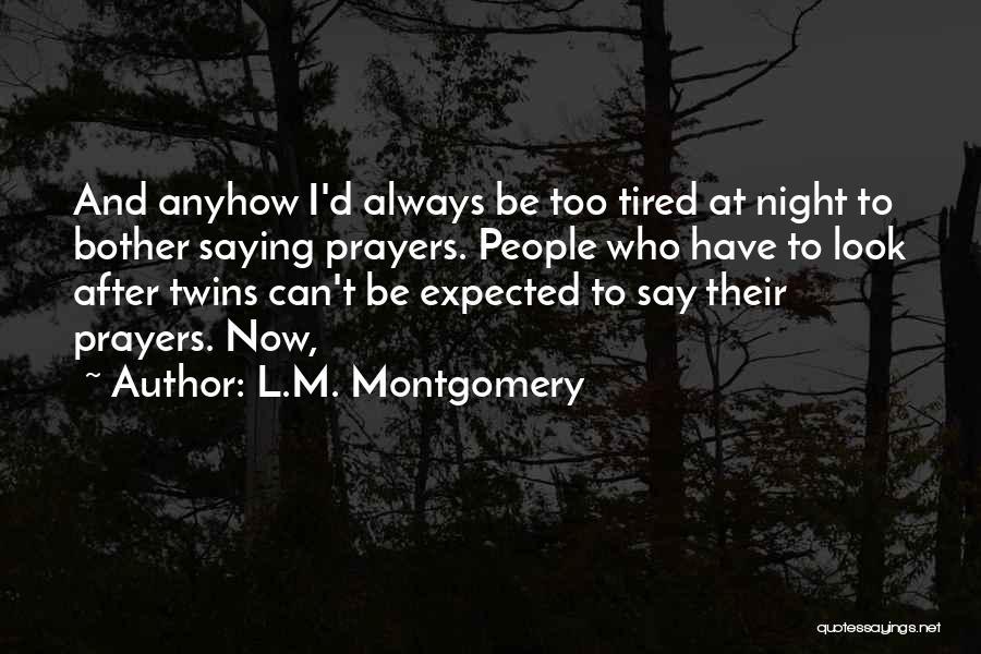 L.M. Montgomery Quotes 1849520