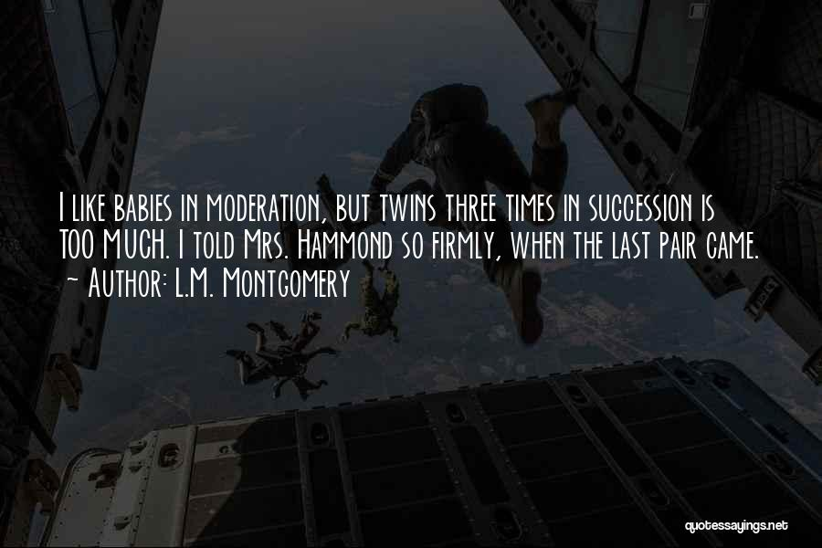 L.M. Montgomery Quotes 1887908