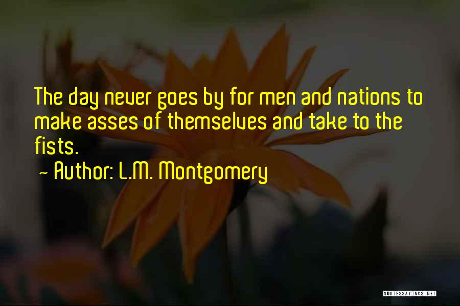 L.M. Montgomery Quotes 1932537