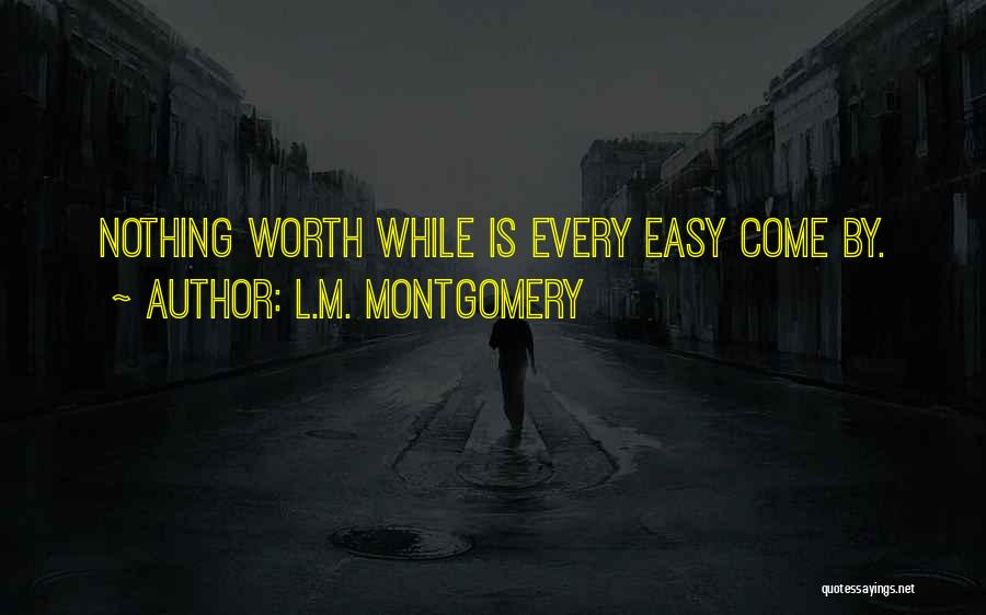 L.M. Montgomery Quotes 193945