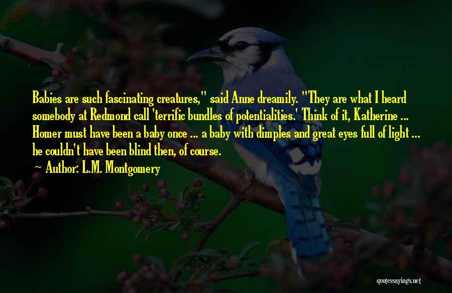 L.M. Montgomery Quotes 2098989
