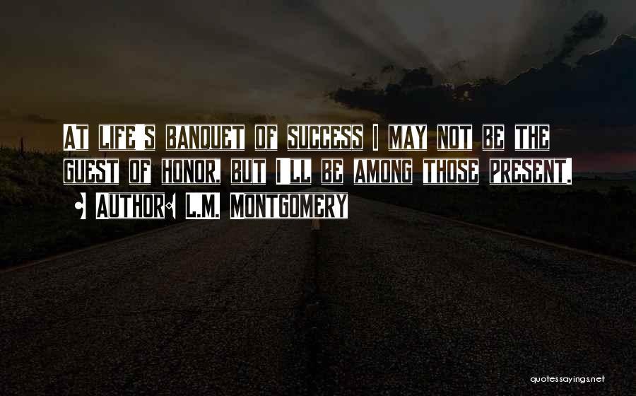L.M. Montgomery Quotes 2104910