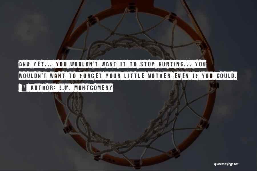 L.M. Montgomery Quotes 253700