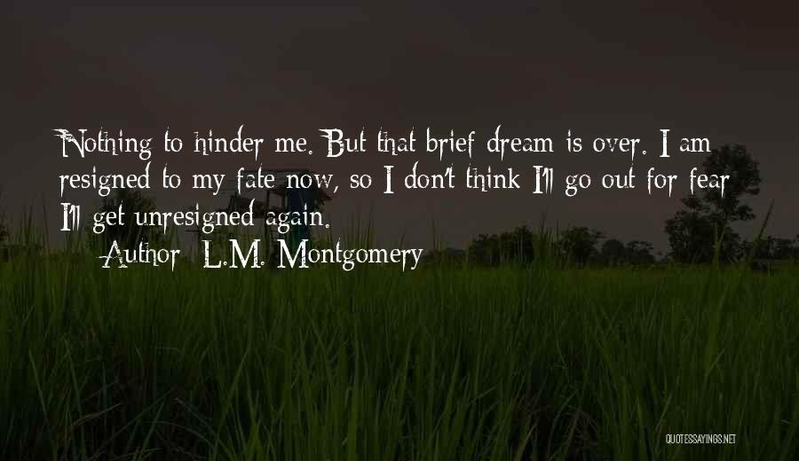 L.M. Montgomery Quotes 261954