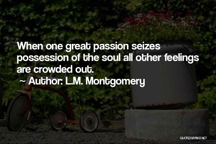 L.M. Montgomery Quotes 416200