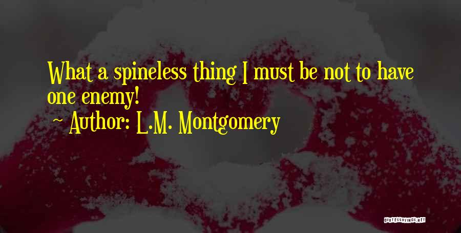 L.M. Montgomery Quotes 554749