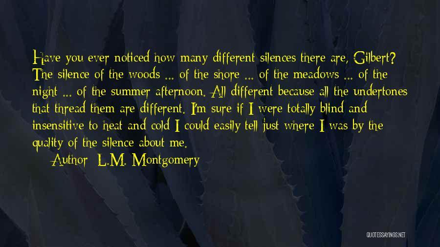 L.M. Montgomery Quotes 580561