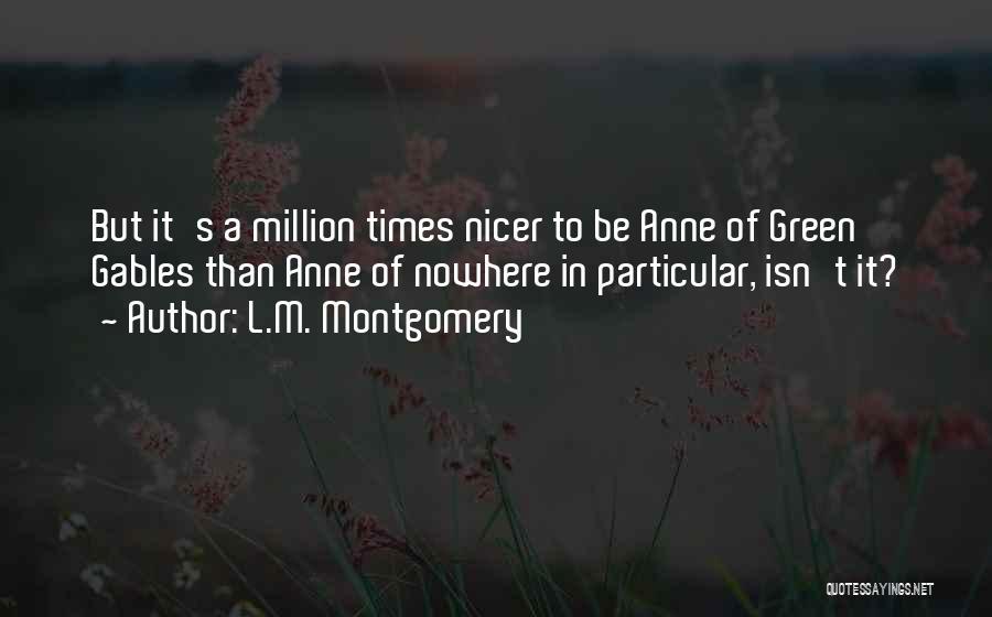 L.M. Montgomery Quotes 685148