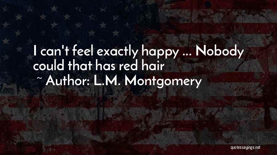 L.M. Montgomery Quotes 694950