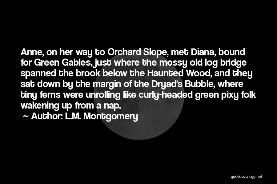L.M. Montgomery Quotes 929664