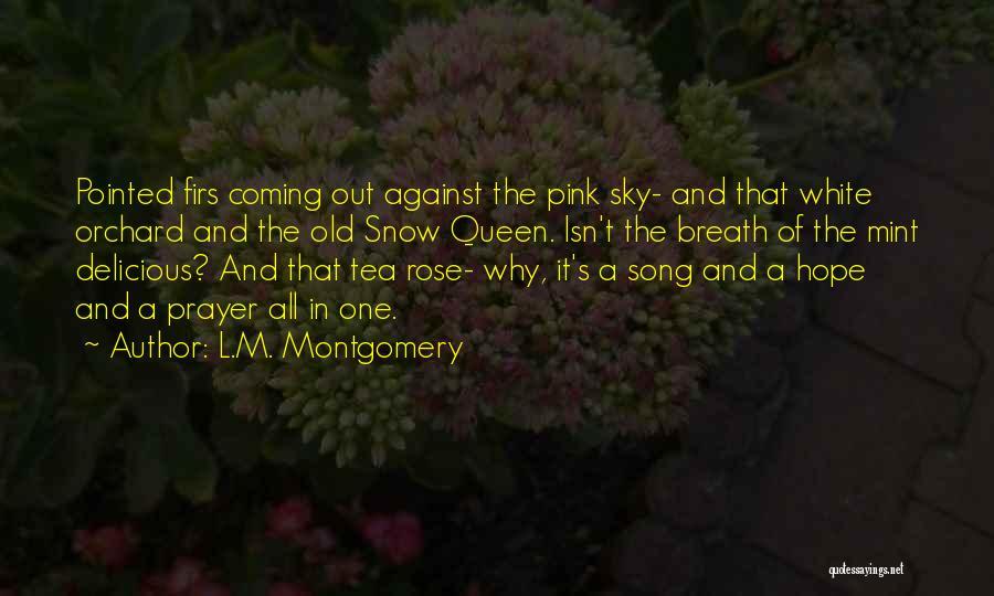 L.M. Montgomery Quotes 956709
