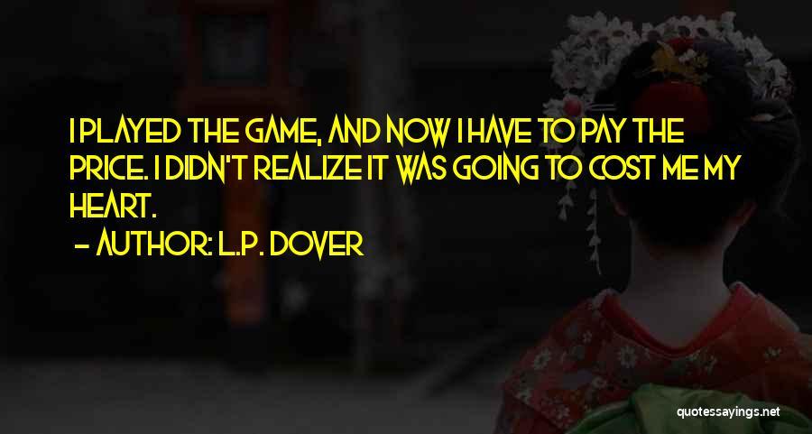 L.P. Dover Quotes 1780876